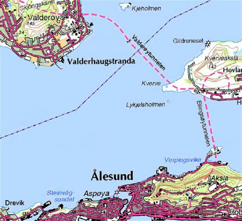 Aalesund Helicopter Tour And Sightseeing From Alesund Norway - Norway map alesund